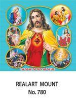 D-780 Jesus's History Daily Calendar 2017