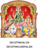 D-329 Diwali Pooja Daily Calendar 2017