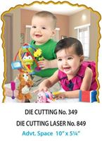 D-349 Two Babies Daily Calendar 2017