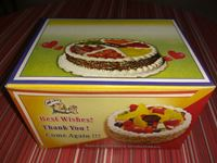 Picture of Half KG Cake Box