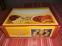 Half KG Sweet Box