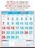 R582 Tamil(F&B)Monthly Calendar 2018 Online Printing