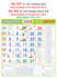 R622 Tamil(F&B) Monthly Calendar 2018 Online Printing