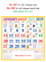 R601 Tamil Monthly Calendar 2019 Online Printing