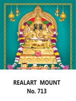 D-713 Srimanakul Vinayagar Daily Calendar 2019