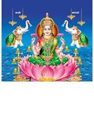 P-1027  Lakshmi Daily Calendar 2019