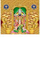 P-1034 Gold Balaji Daily Calendar 2019