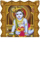 P-131 Lord Krishna Daily Calendar 2019