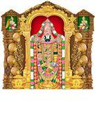 P-137 Lord Balaji  Daily Calendar 2019