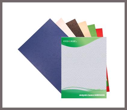 Criss Cross Standard  Paper With Binding