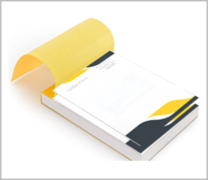 70 GSM Standard Paper With Binding