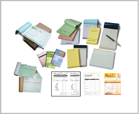 Picture for category Bill Books