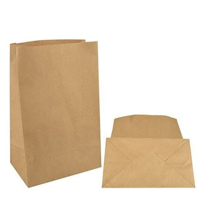kraft paper pouches - Dlivery pouches