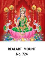 D 724 Lord Lakshmi Daily Calendar 2020 Online Printing