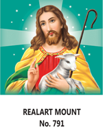D 791 Jesus Daily Calendar 2020 Online Printing