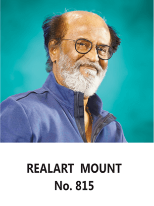 D 815 Rajinikanth Daily Calendar 2020 Online Printing