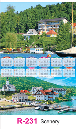 "Picture for category 19x29"" Calendars"