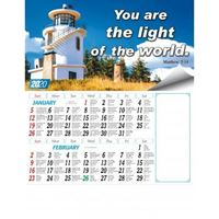 C1013 English Christian Calendars 2020 online printing