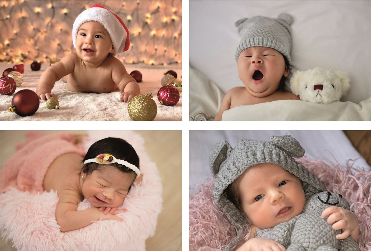 P4G-5005 Cute Smiling Baby Posters | Baby Wall Poster For Room Decor