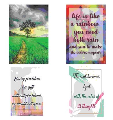 P1002 Motivational & Natural Posters