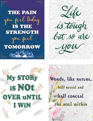 P1011 Motivational & Inspirational  Posters