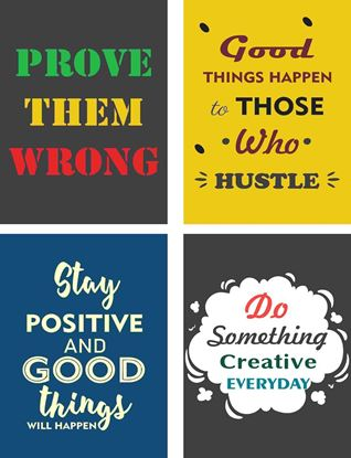 P1017 Motivational & Positive  Posters