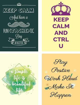 P1021 Motivational & Positive Posters