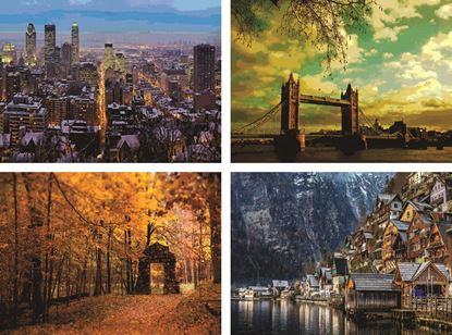 P1301 Scenery & Architecture  Posters