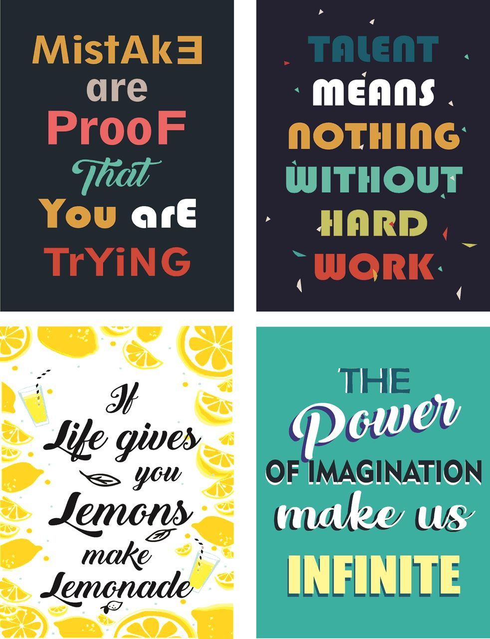 P1028 Motivational & Inspirational Posters