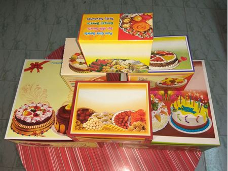 Picture for category Bakery Boxes