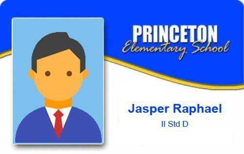Student Identity Card Printing
