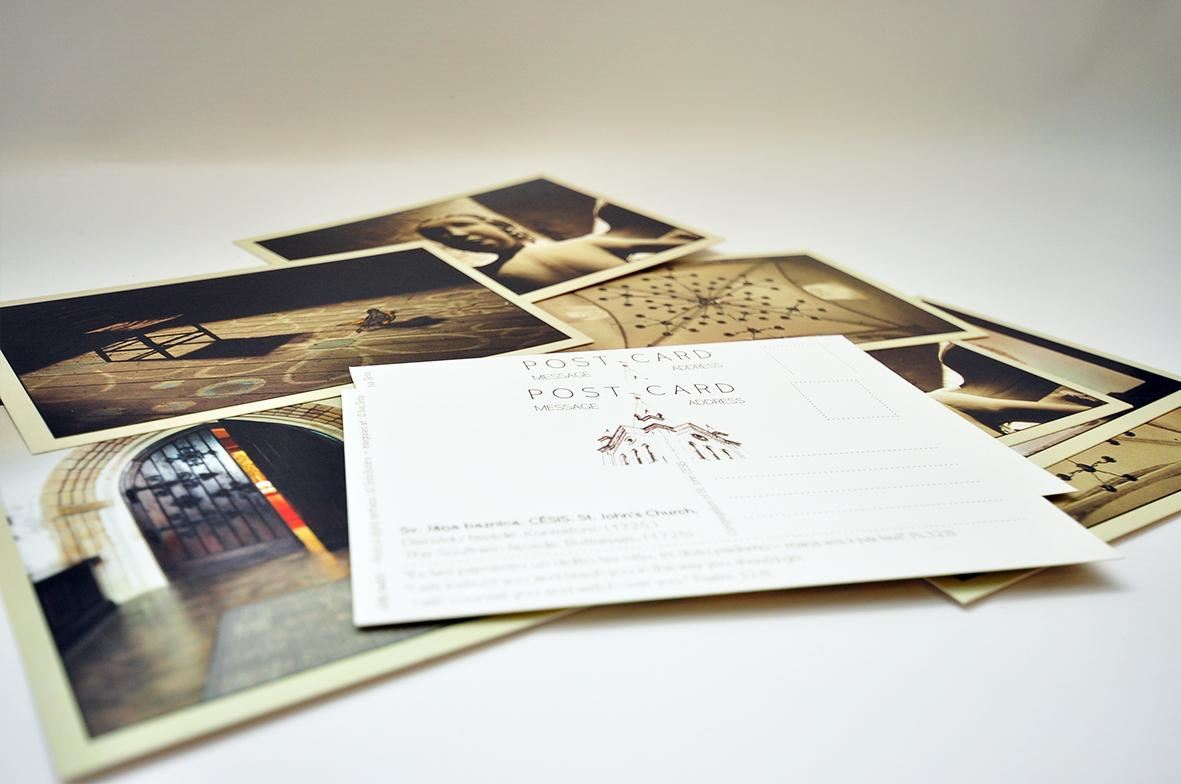 Picture of Post Card Over sized
