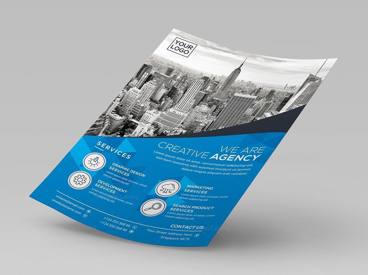 Picture of Flyers & Leaflets A6