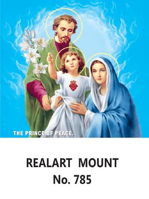 D-785 Holy Family Daily Calendar 2019