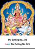D-326  Diwali Pooja Daily Calendar 2019