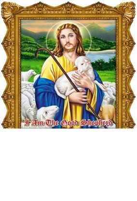 P-157 Jesus Daily Calendar 2019