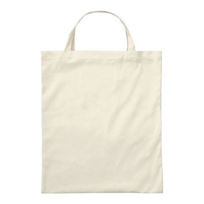 Cotton bag white