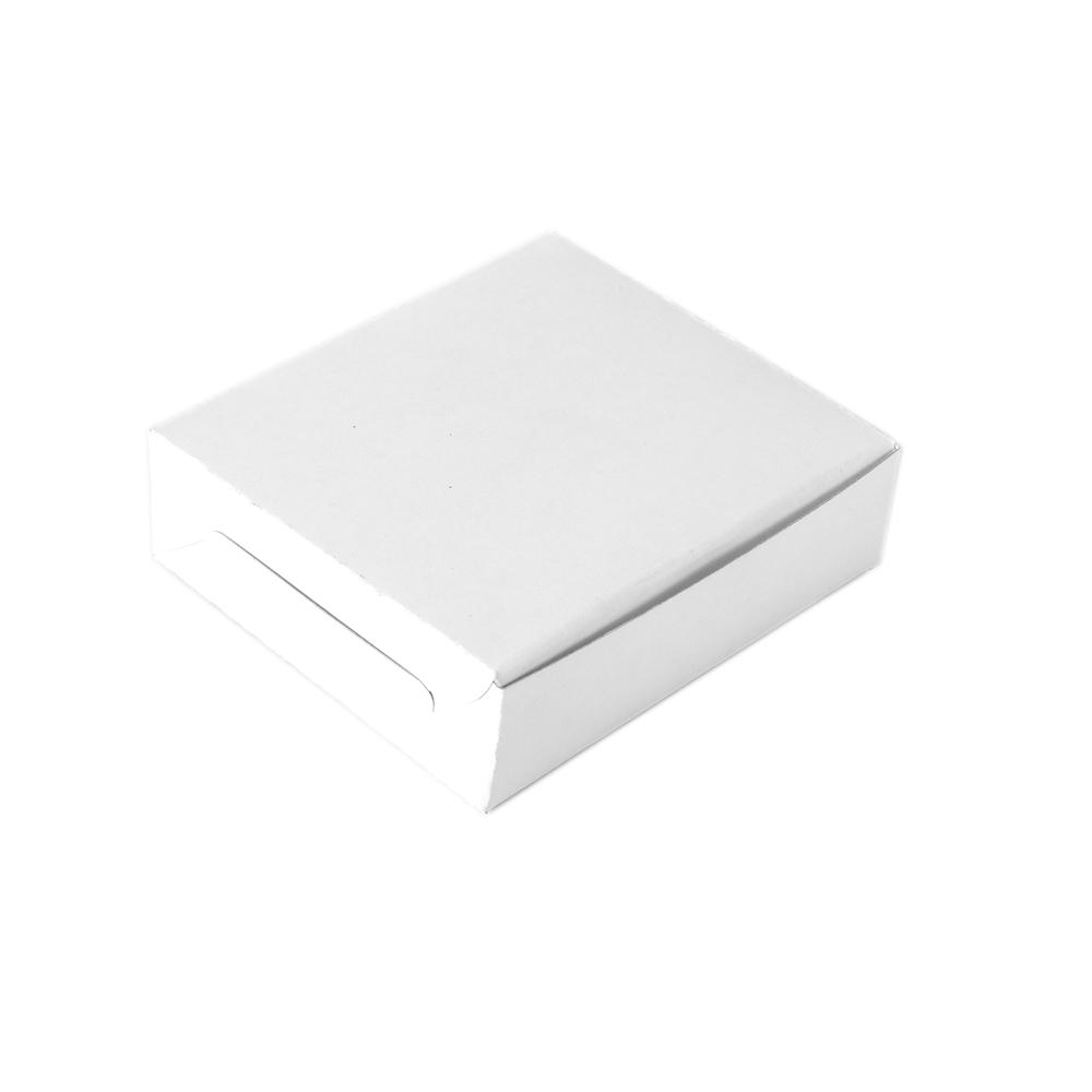White Paper Food Box