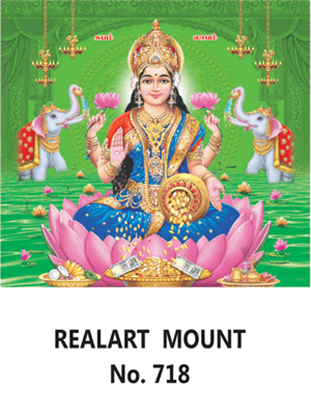 D 718 Lakshmi Daily Calendar 2020 Online Printing