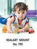 D 799 Baby Daily Calendar 2020 Online Printing