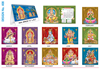 T 408 Our Gods   - Table Calendar With Planner Online Printing 2020