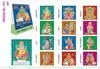 T 422 Dev Darshan  - Table Calendar With Planner Online Printing 2020