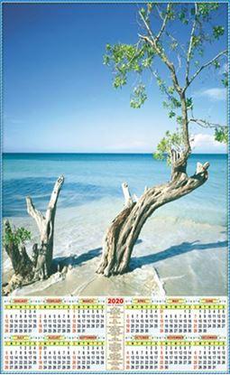 P511 Scenery Polyfoam Calendar 2020 Online Printing