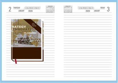 P3602 Diary 2020