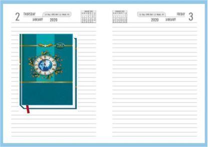 P3603 Diary 2020