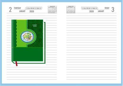 P3606 Diary 2020