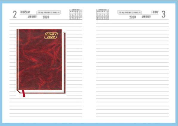 P3607 Diary 2020