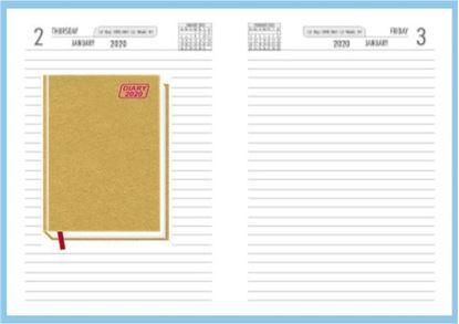 P3608 Diary 2020