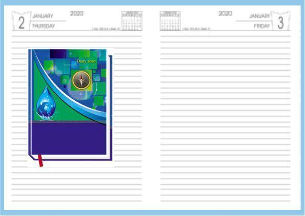 P3614 Diary 2020