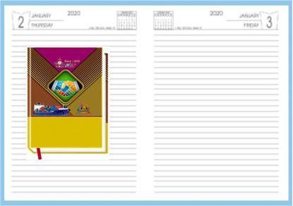 P3615 Diary 2020